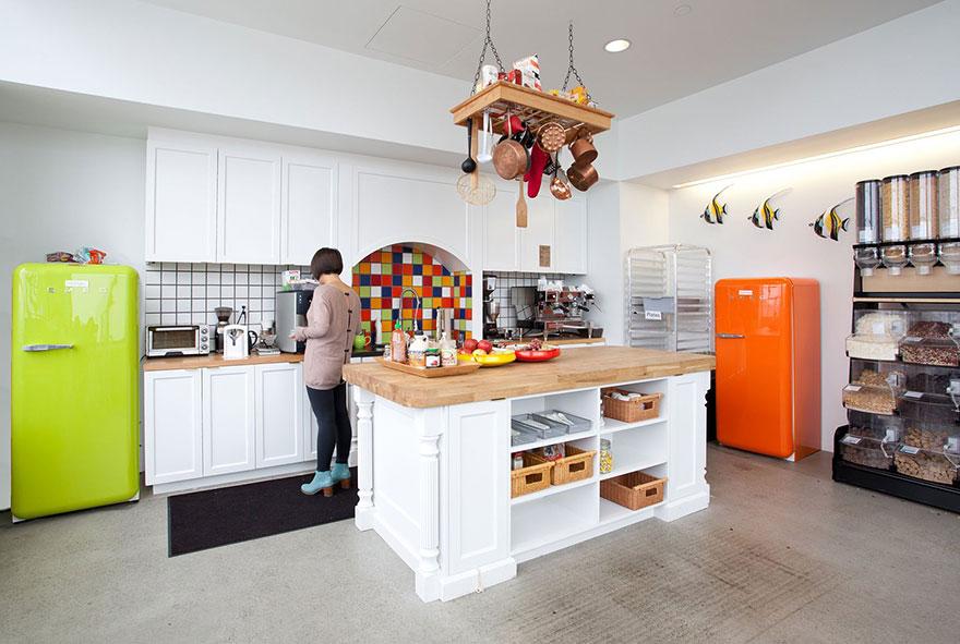 Desain Kantor Paling Keren di Dunia - Desain kantor keren - Airbnb 03