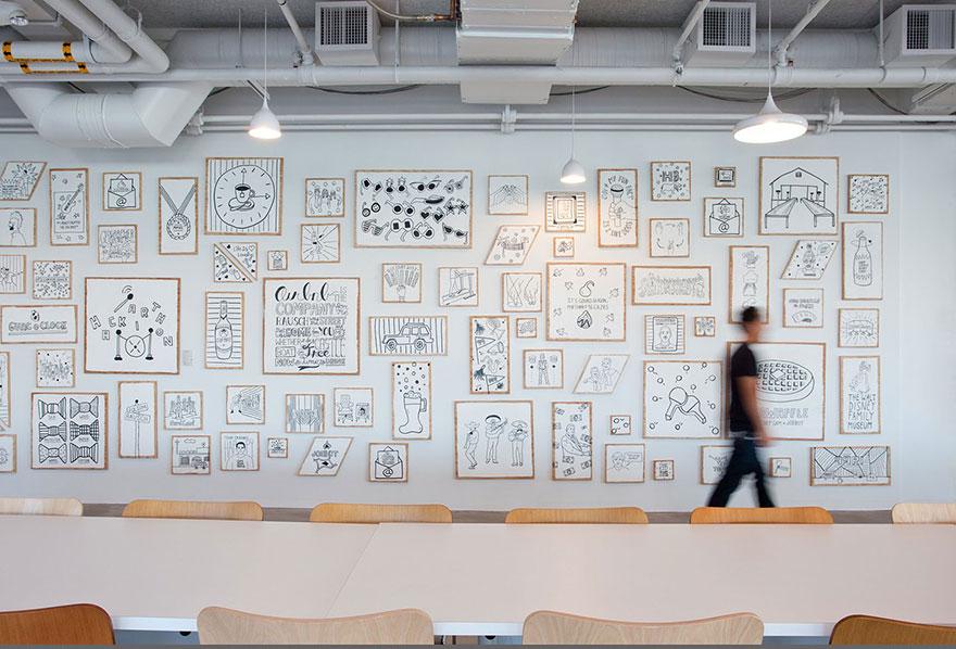 Desain Kantor Paling Keren di Dunia - Desain kantor keren - Airbnb 04