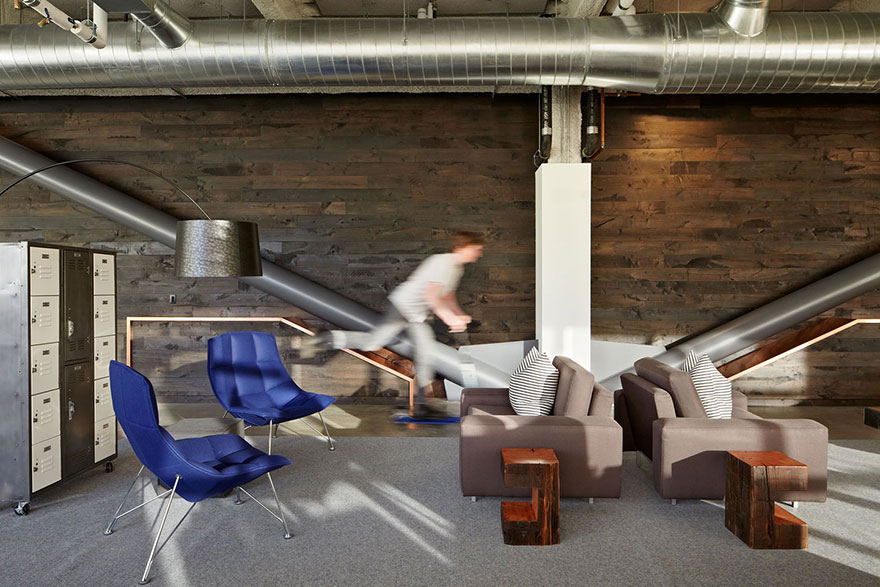 Desain Kantor Paling Keren di Dunia - Desain kantor keren - Dropbox 03