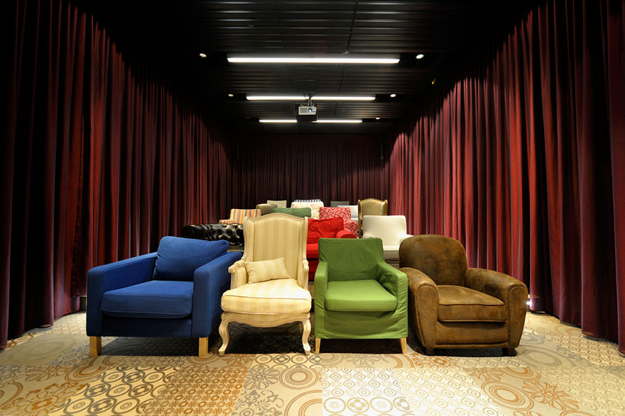 Desain Kantor Paling Keren di Dunia - Desain kantor keren - Kantor Google 05