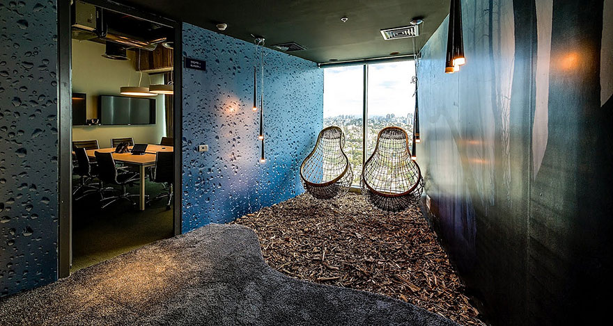 Desain Kantor Paling Keren di Dunia - Desain kantor keren - Kantor Google 07