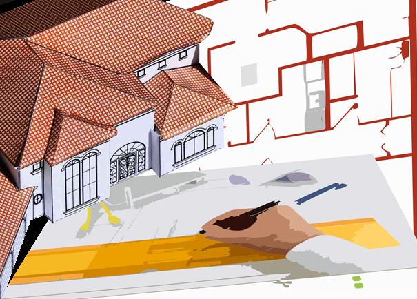 cara memilih model struktur kerangka rumah archives pt