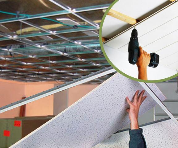 Pemasangan Plafon Gipsum yang Baik untuk Rumah atau Kantor