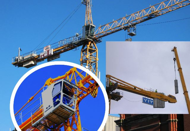 Rangkaian Cara Pemasangan Tower Crane