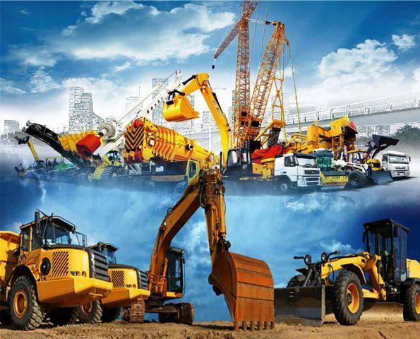 Beragam Alat Berat Untuk Mendirikan Bangunan