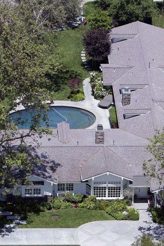 Denise Richards' home in Hidden Hills 2006