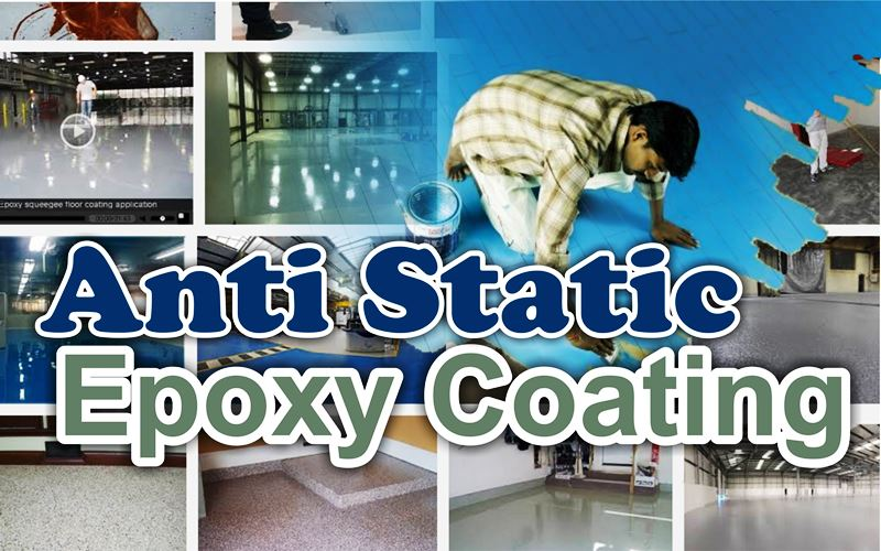 Cat Epoxy Anti Statik