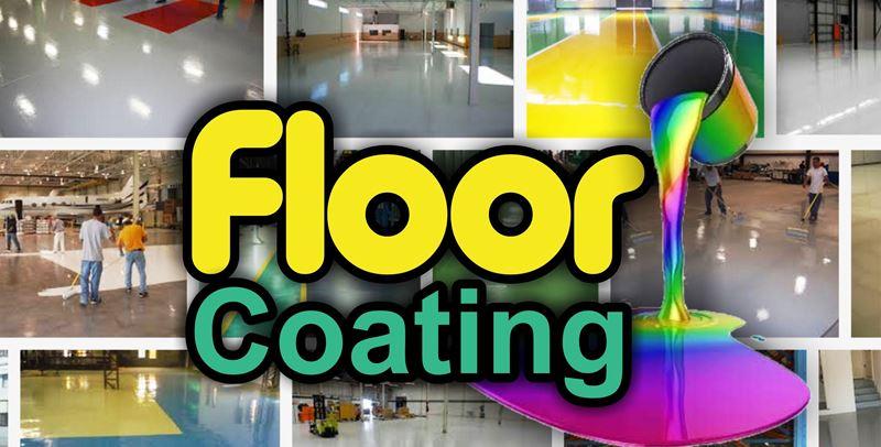 Jasa dan Manfaat Floor Coating