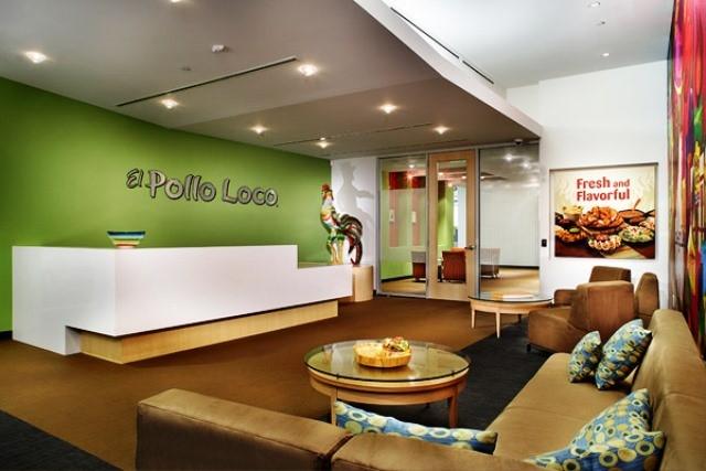Приёмные комнаты и зоны ожидания в офисах  40 фото интерьеров