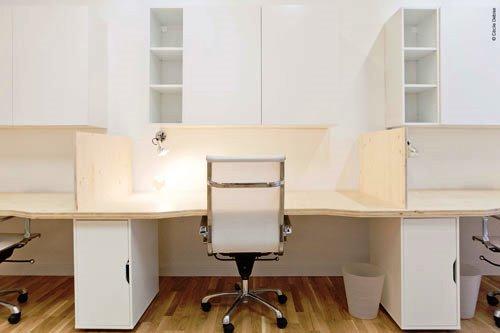 Kontraktor Karawang Jasa Perawatan Gedung dan Kantor - Clean modern office - michael menuet-7