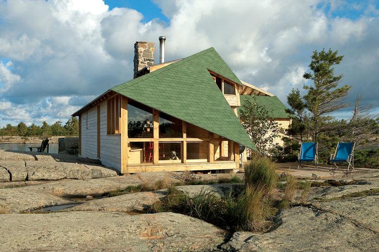 Contoh Desain Atap Rumah Modern - Contoh Desain Atap Rumah Modern 4
