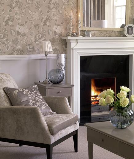 24 Contoh Desain Wallpaper Dinding yang Cantik - Elegant - Best Home Wallpaper Design