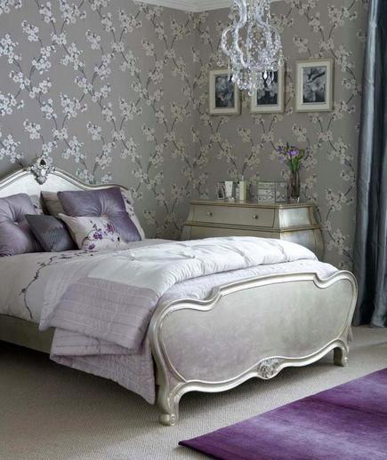 24 Contoh Desain Wallpaper Dinding yang Cantik - Opulent - Best Home Wallpaper Design