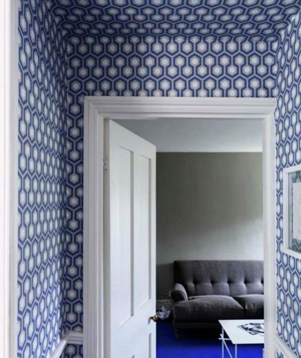 24 Contoh Desain Wallpaper Dinding yang Cantik - Surprising - Best Home Wallpaper Design