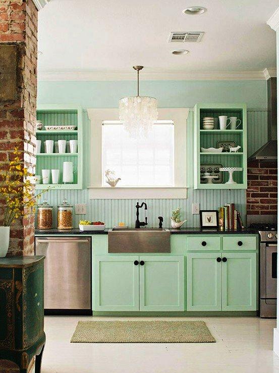 Gambar Batu Bata Desain Interior Modern dan Klasik - Tembok Batu Bata - Interior Desain Kamar Rumah 11