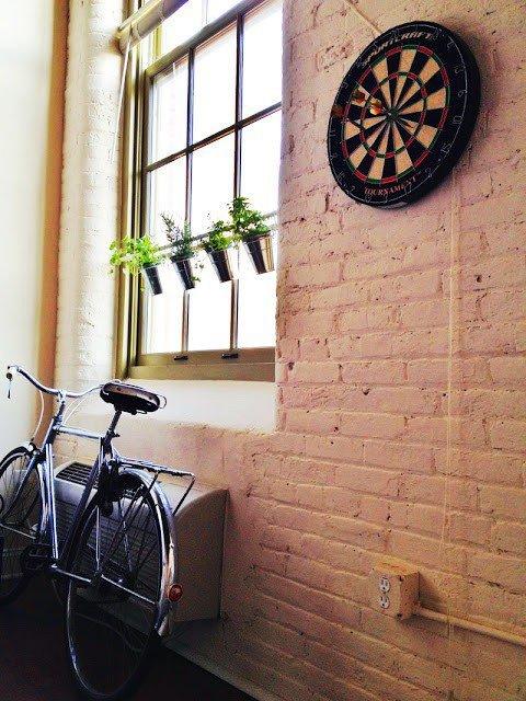 Gambar Batu Bata Desain Interior Modern dan Klasik - Tembok Batu Bata - Interior Desain Kamar Rumah 48