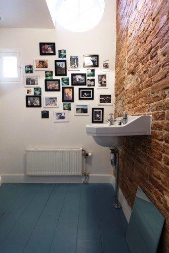 Gambar Batu Bata Desain Interior Modern dan Klasik - Tembok Batu Bata - Interior Desain Kamar Rumah 52