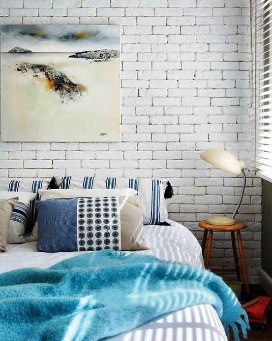 Gambar Batu Bata Desain Interior Modern dan Klasik - Tembok Batu Bata - Interior Desain Kamar Rumah 57