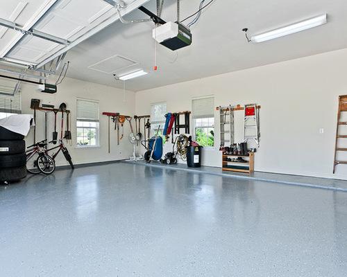 Kontraktor Pelapisan Epoxy Coating Proyek Lantai Gedung - Epoxy Coated Floor Traditional shed