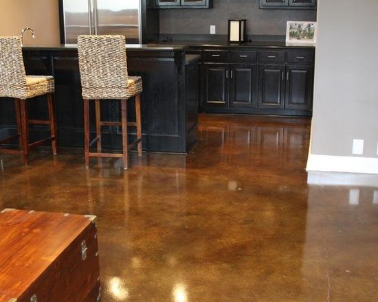 Kontraktor Pelapisan Epoxy Coating Proyek Lantai Gedung - Epoxy Coated Floor contemporary basement