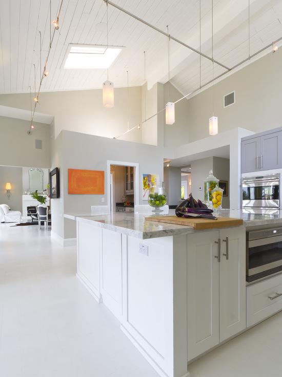Kontraktor Pelapisan Epoxy Coating Proyek Lantai Gedung - Epoxy Coated Floor contemporary kitchen