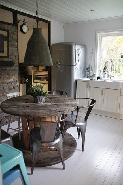 Membuat desain dapur baru rumah