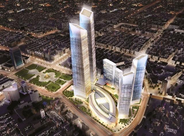 Gedung Tinggi Baru di Dunia Tahun 2015 - 66 Tower 2