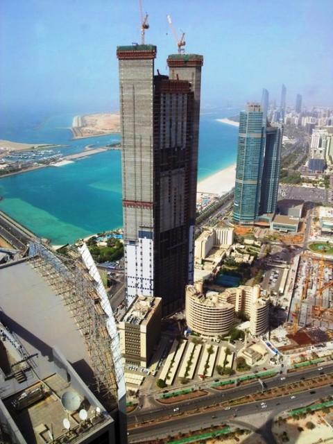 Gedung Tinggi Baru di Dunia Tahun 2015 - ADNOC-headquarters 2