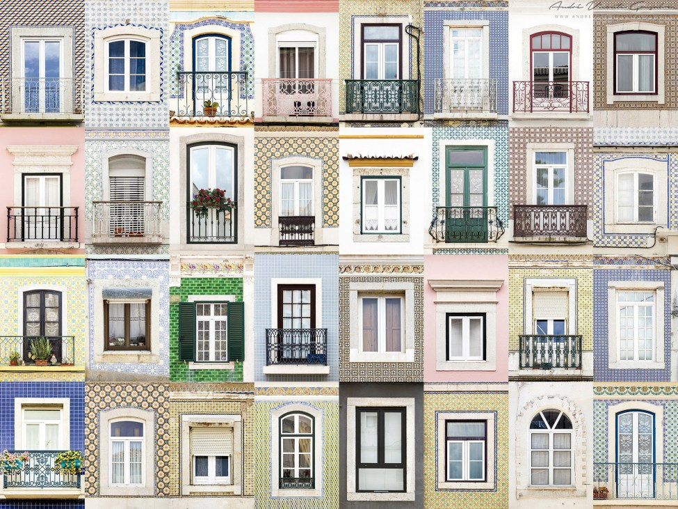 Windows of the World - Sesimbra, Portugal