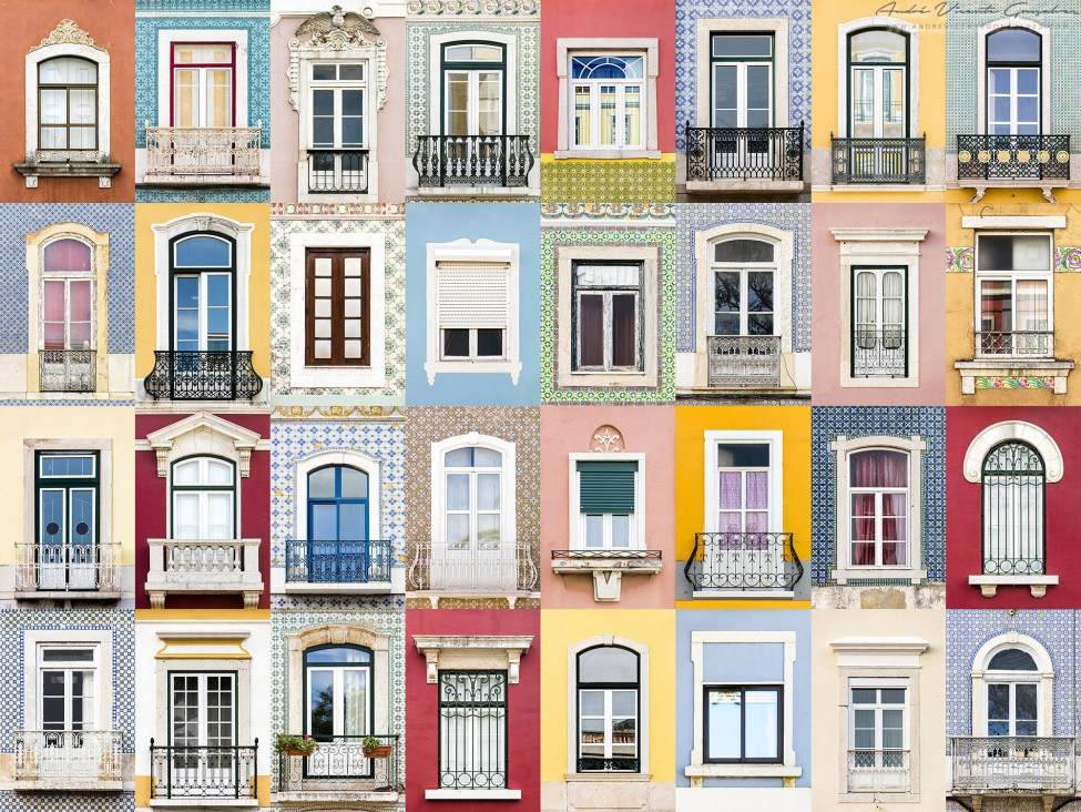 Windows of the World - Setubal, Portugal
