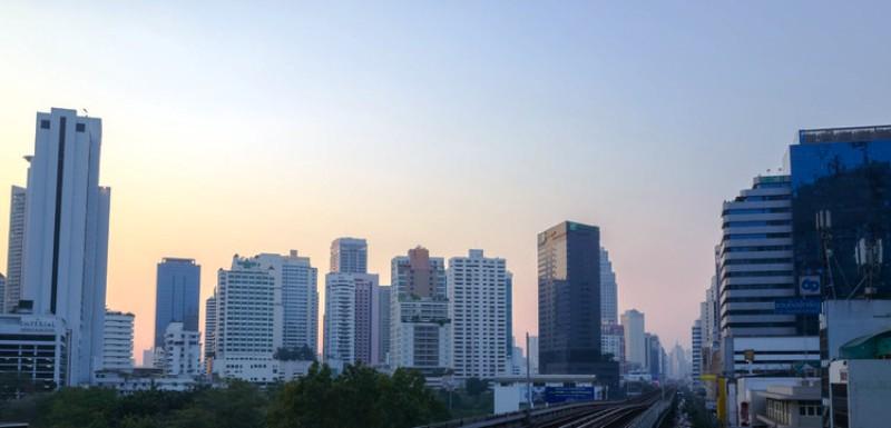 10 Kota dengan Gedung Pencakar Langit Paling Berdampak - Bangkok_Anton_Strogonoff