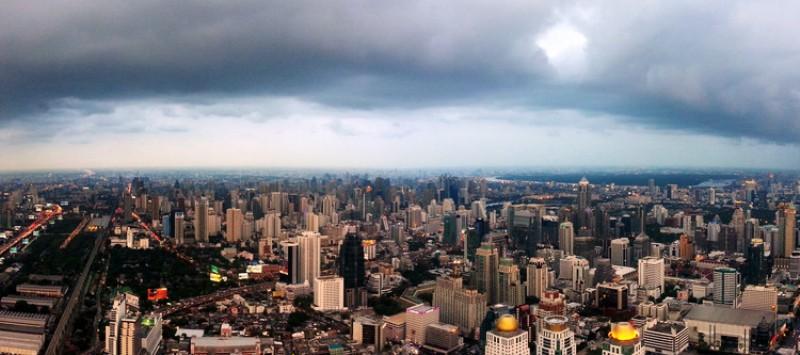10 Kota dengan Gedung Pencakar Langit Paling Berdampak - Bangkok_Efendi_Kwok