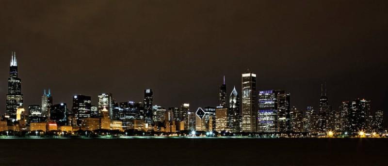 10 Kota dengan Gedung Pencakar Langit Paling Berdampak - Chicago_Don_Burkett