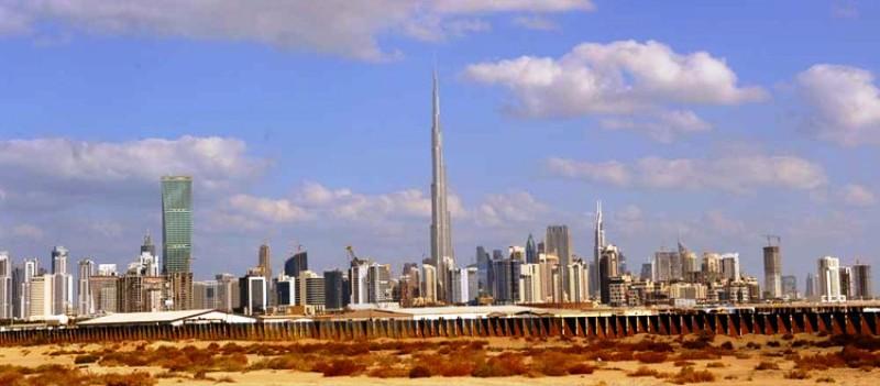 10 Kota dengan Gedung Pencakar Langit Paling Berdampak - Dubai_Darla_دارلا_Hueske