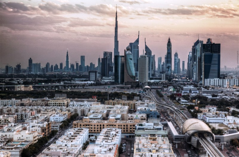 10 Kota dengan Gedung Pencakar Langit Paling Berdampak - Dubai_Paolo_Margari