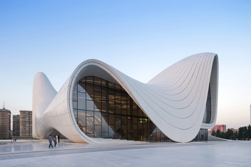 Zaha Hadid Architect