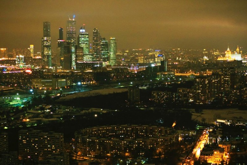 10 Kota dengan Gedung Pencakar Langit Paling Berdampak - Moscow_Gennady_Grachev