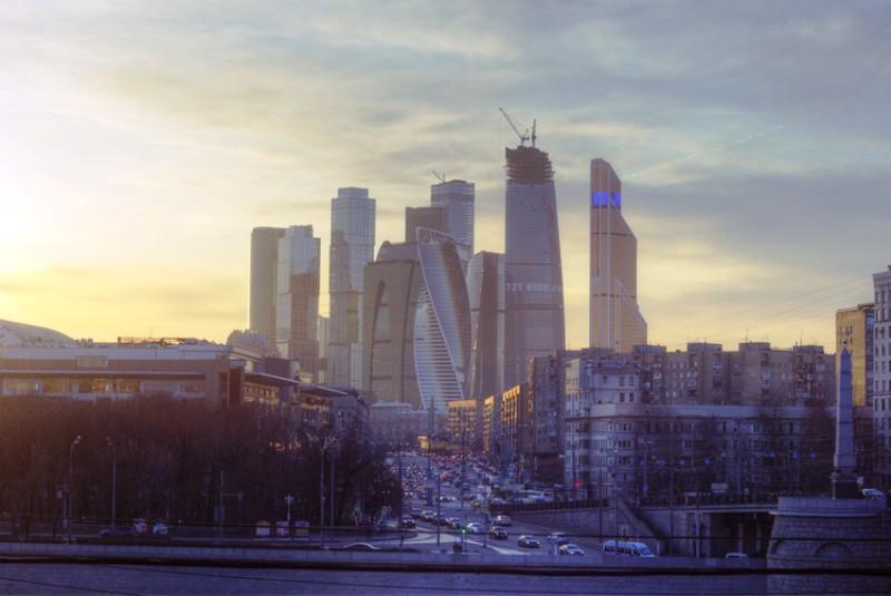 10 Kota dengan Gedung Pencakar Langit Paling Berdampak - Moscow_Oscar_Rasson