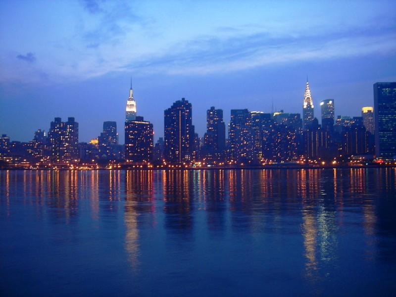 10 Kota dengan Gedung Pencakar Langit Paling Berdampak - New_York_Mark_Chang