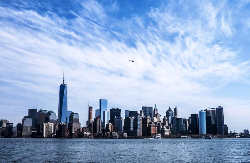 10 Kota dengan Gedung Pencakar Langit Paling Berdampak - New_York_Peter_McConnochie