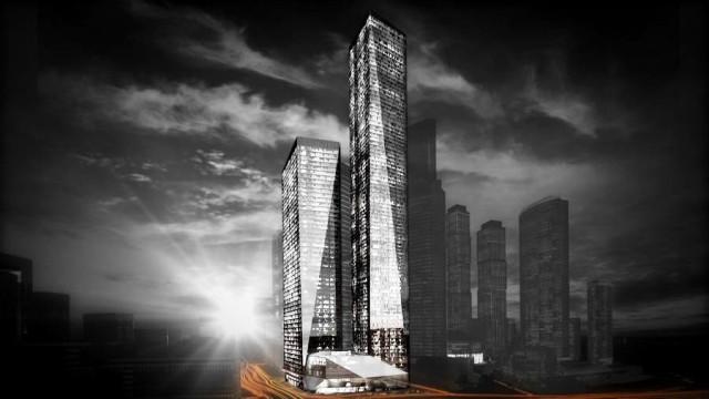 Gedung Tinggi Baru di Dunia Tahun 2015 - OKO Tower 1