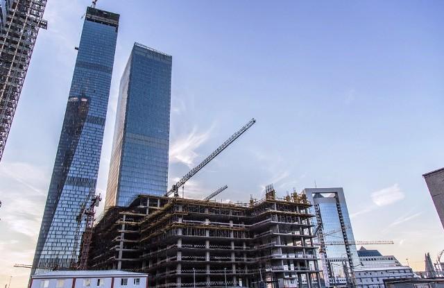 Gedung Tinggi Baru di Dunia Tahun 2015 - OKO Tower 2
