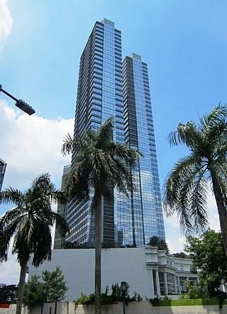 Gedung tertinggi di Jakarta