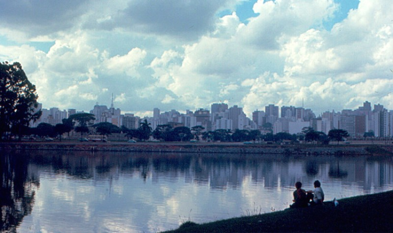 10 Kota dengan Gedung Pencakar Langit Paling Berdampak - Sao_Paulo_Roger_W