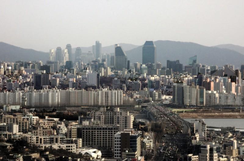 10 Kota dengan Gedung Pencakar Langit Paling Berdampak - Seoul_Mariusz_Kluzniak