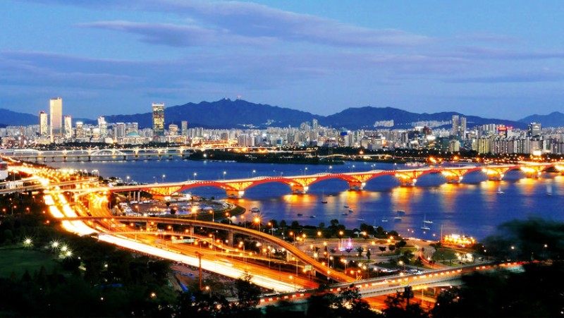 10 Kota dengan Gedung Pencakar Langit Paling Berdampak - Seoul_travel_oriented