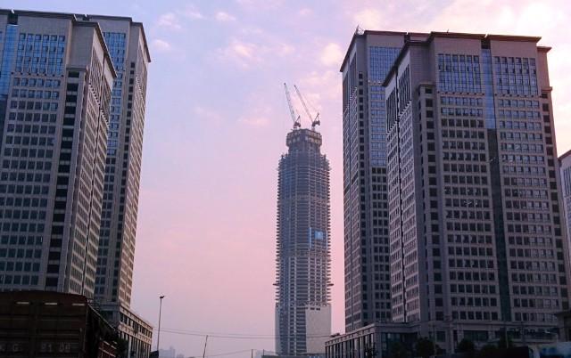 Gedung Tinggi Baru di Dunia Tahun 2015 - Wuhan-Center 3