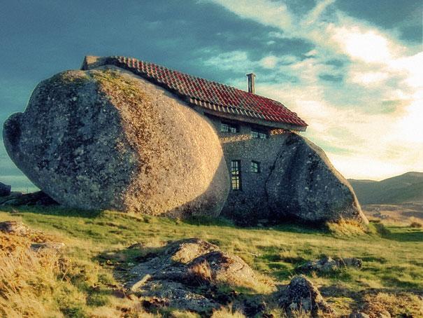 Rumah Paling Aneh di Dunia
