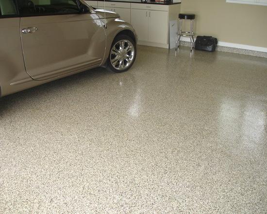 Membuat lantai lebih indah dengan Epoxy