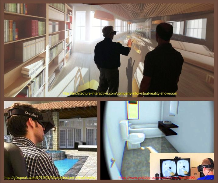 Benefits of Using Virtual Reality in Architecture